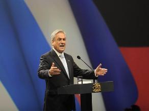 Piñera: Chile hizo ´la mejor defensa posible´ en litigio con Perú