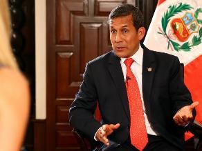 Conga, fallo de La Haya, inseguridad: Los temas de los que habló Ollanta Humala