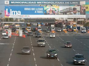 Vía Parque Rímac: Alza de tarifas estandariza peajes en Evitamiento