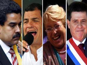 Las elecciones que resultaron claves para América Latina el 2013
