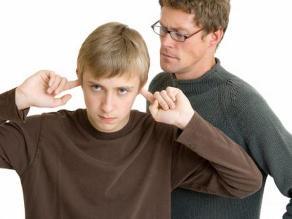 Padres, hijos y adolescencia.