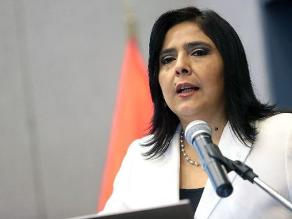 Jara: Gobierno garantiza pleno respeto a libertad de prensa y expresión