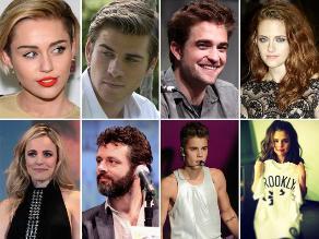 Parejas de famosos que se separaron definitivamente en 2013