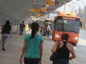 Denuncian que buses del Metropolitano no cumplen ruta en Carabayllo