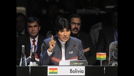Evo Morales dice que Bolivia no está lejos de tener energía nuclear