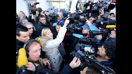 Hospital donde está Schumacher intenta contener impacto mediático