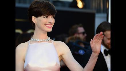 Anne Hathaway se vengó de manera inusual de un paparazzi