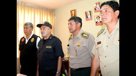 Piura: nuevas jefaturas en la policía tras lista de pases al retiro