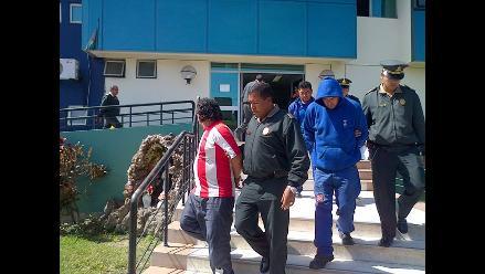 Dictan detención preliminar por 24 horas de hombre que desfiguró a mujer