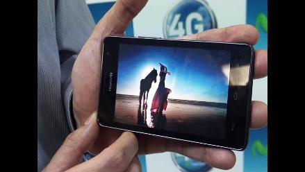 Tecnología 4G LTE es hasta diez veces más rápida que 3G
