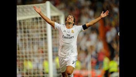 Raúl da por favorito a Real Madrid sobre Schalke en duelo de Champions
