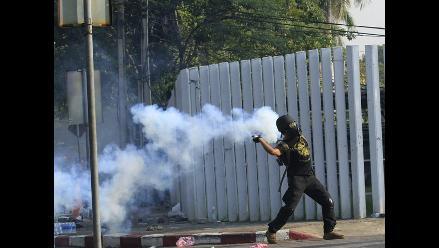 Palestino muere por inhalar gas lacrimógeno en su casa durante protesta
