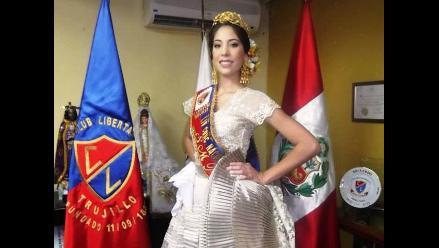Trujillo: presentarán a reina del 54° Concurso Nacional de Marinera