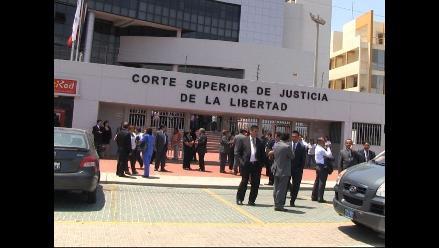 Se inicia año judicial y fiscal 2014 en La Libertad