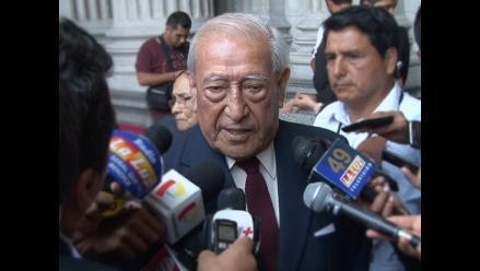 Isaac Humala: Que Alexis se lance al Congreso