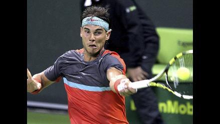 Rafael Nadal venció a Gulbis y  clasificó a las semifinales de Doha