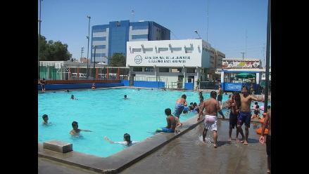 Chiclayo: Sanidad verificará condiciones de salubridad de piscinas