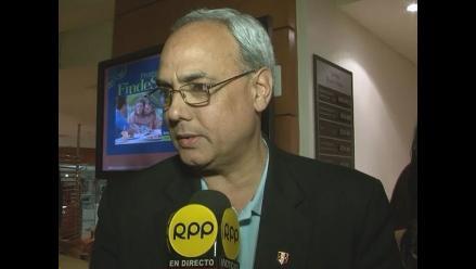 Manuel Burga: Antes de marzo se designará al nuevo entrenador de la selección