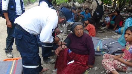 Madre de Dios: llega ayuda para los damnificados por lluvias