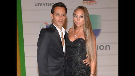 Marc Anthony y su novia pasan románticos días en Barbados