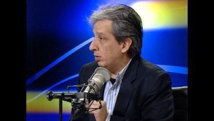 Pulgar Vidal opina que debate de concentración de medios es relevante