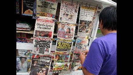 ¿La concentración de medios escritos afecta derechos constitucionales?