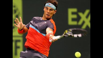 Rafael Nadal sufre ante Gojowczyk para alcanzar su primera final del año