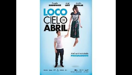 Loco Cielo de Abril lanza su primer afiche de intriga