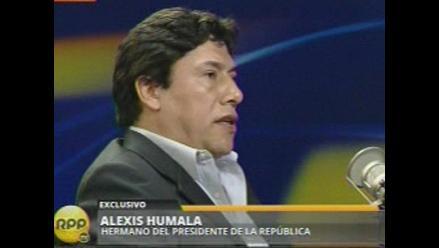 Alexis al Congreso, hermano del presidente confirma postulación al 2016