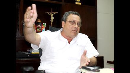 Piura: presidente regional anuncia que postulará a reelección