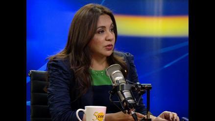 Espinoza: Gobierno nunca se pronunció sobre controversia entre medios