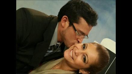 Christian Domínguez defendió su relación con Karla Tarazona