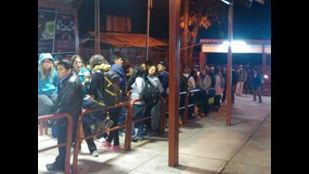 Cusco: Pasajeros denuncian cobro excesivo de pasajes en estación de tren