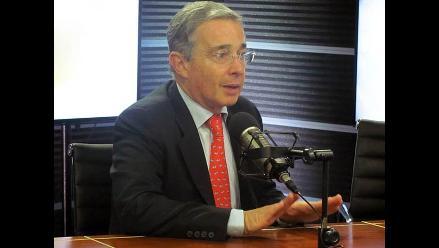 Colombia: Uribe denuncia falta de garantías para campaña electoral