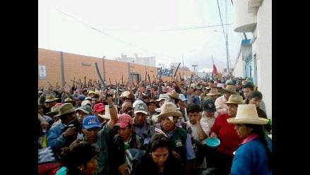 Cajamarca: ronderos detienen a hermanas ´peperas´
