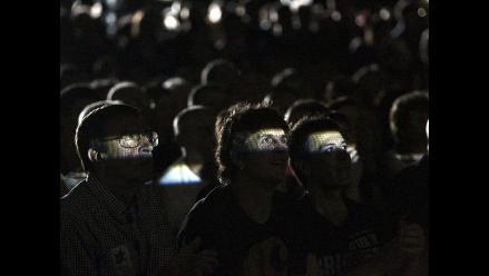 Inician funciones de Cine bajo las estrellas en Miraflores