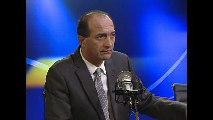 Juan Carlos Eguren afirma que opiniones de primera dama dividen al país