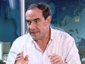 Lescano: ´No me quita el sueño´ asumir presidencia de comisión OLM