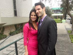 Sully Sáenz se casa con Evan Piccolotto