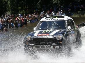 Dakar 2014: Peterhansel gana segunda etapa y alcanza el liderato en autos