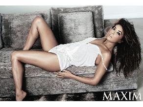 Eva Longoria es la Mujer del Año de Maxim