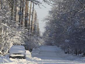 Canadá soporta uno de los peores inviernos de los últimos años