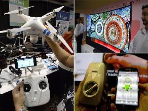 Las novedosos gadgets que sorprenden en el CES 2014