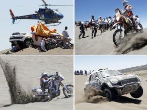 Dakar 2014: Reviva la segunda etapa entre San Luis y San Rafael en Argentina