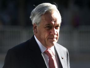 Presidente Sebastián Piñera y el fallo de La Haya