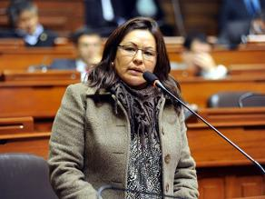 Congresista Teves: Estamos satisfechos con declaraciones de Cateriano