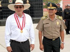 Piura: critican cambio de jefes policiales a menos de un año de gestión