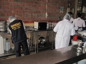Sanidad detecta pésimas condiciones de higiene en la venta de comida