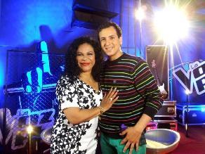 Javier Arias: Eva Ayllón es una gran persona