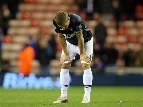 Manchester United cayó ante el Sunderland en semifinales de Copa de la Liga